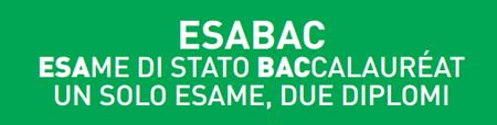 ESAME ESABAC