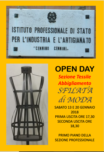 Open day professionale Cennini