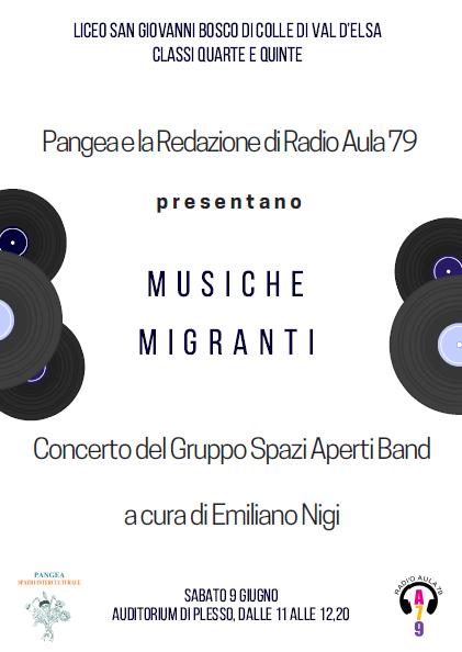 musiche migranti