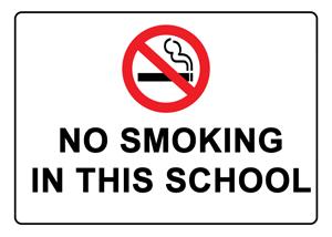 fumo no grazie