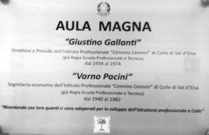 aula magna