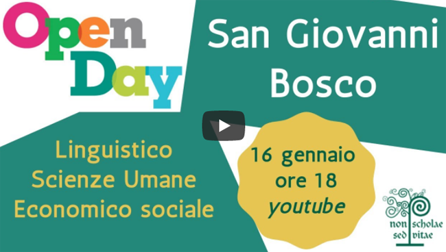 Open Day San Giovanni Bosco