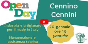 Open Day Istituto Cennini